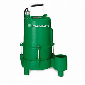 Hydromatic Pump