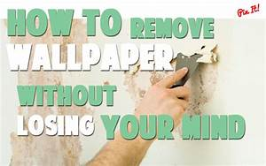 How To Remove Old Wallpaper Glue