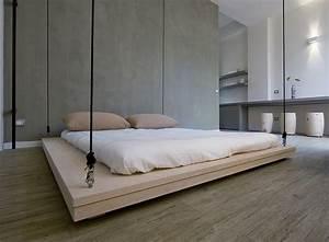 Lit Au Plafond Electrique : lit plafond 2 blog d co design ~ Premium-room.com Idées de Décoration