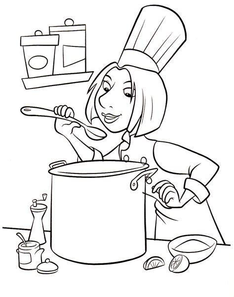 dessins de cuisine 79 dessins de coloriage cuisine à imprimer sur laguerche