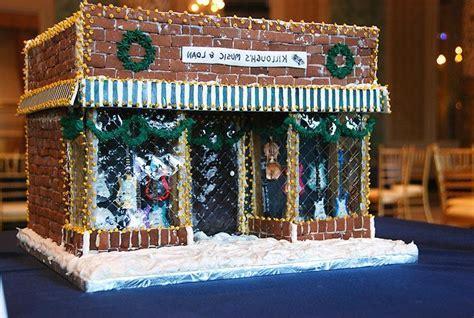 award winning gingerbread houses