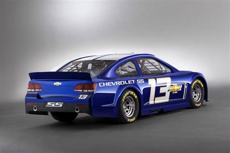 2013 Chevrolet Ss Nascar Racer Hints At Production Ss And