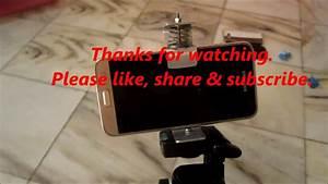 Handy Selber Bauen : geniales smartphone stativ f r 0 selber bauen handy kamerahalterung selbst machen diy life ~ Buech-reservation.com Haus und Dekorationen