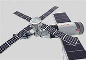 skylab launch 3D model | CGTrader