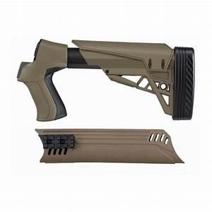 Ati Moss  Rem  Win 500 Shotgun T3 Tactlite 6 Position Fde