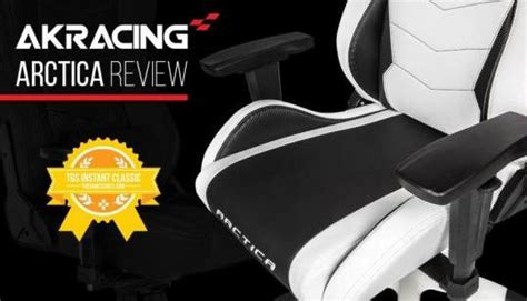 akracing arctica gaming chair review the scouts news aggregator