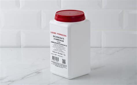 bicarbonate d 39 ammonium 1 kg colichef