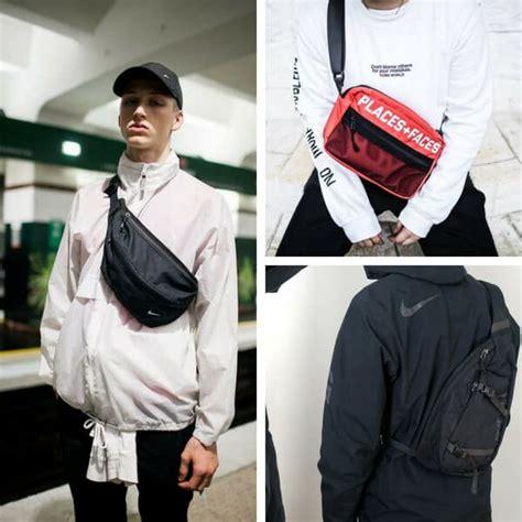 sling bags  men  trending