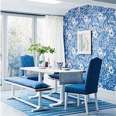 Dining Room Wallpaper Ideas  Dining Room With Wallpaper
