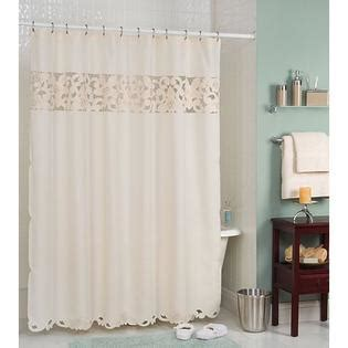 kmart shower curtains essential home shower curtain enchanted fabric home