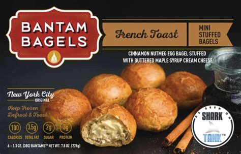 Bantam Bagels Enters Grocery Stores with Frozen Mini ...