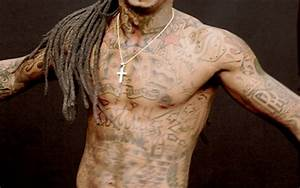Tattoos of lil wayne | lil wayne tattoos| Tattoo Designs ...