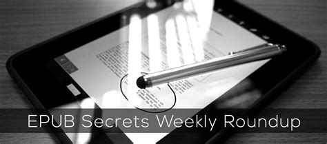 Epub Links by Epub Secrets Weekly Links For 7 July 2017 Epubsecrets