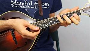 Bluegrass Mandolin Lesson
