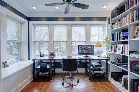 moderne inneneinrichtung 63 ideen wie sie das home office organisieren