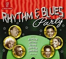 Rhythm & Blues Party by Various Artists (CD, Sep-2017, 3 ...