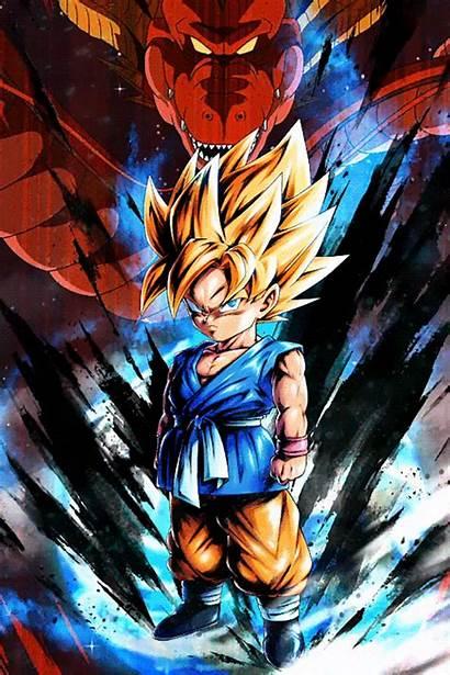 Goku Gt Water