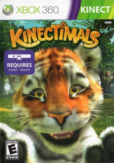 kinectimals  xbox  credits mobygames