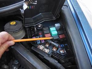 Honda Civic 2007 Fuse Box Problem
