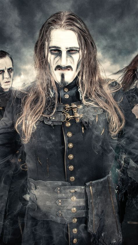 wallpaper powerwolf top  artist  bands attila