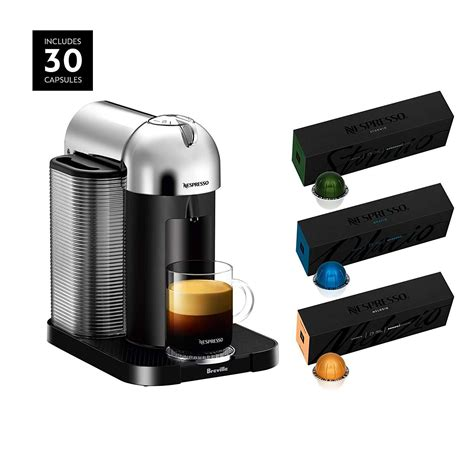Get it on amazon here. Nespresso Vertuo Coffee and Espresso Maker by Breville for $129.99 Shipped