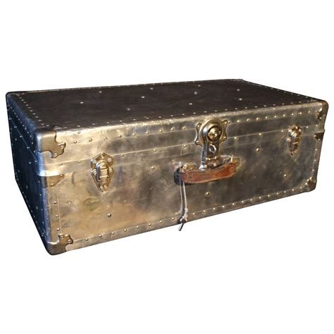Find the perfect home furnishings at hayneedle, where you can buy online while you explore our room designs and curated looks for tips, ideas & inspiration to help you along the way. 1940s Aluminum Steamer Trunk at 1stdibs