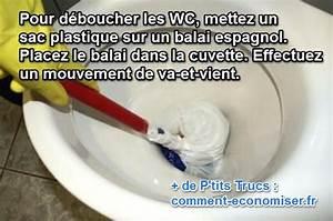 Produit Pour Déboucher Les Toilettes : l 39 astuce economique pour d boucher les wc gratuitement ~ Melissatoandfro.com Idées de Décoration