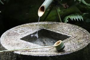 Garten Waschbecken Stein : lassen sie sich vom feng shui garten inspirieren ~ Lizthompson.info Haus und Dekorationen