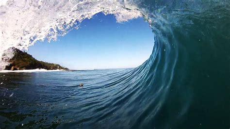 Surfing Puerto Rico Slabs Gopro Pov April 2015 Youtube