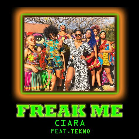 Ciara Announces New Song Freak Tekno Drops