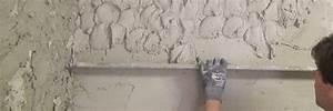 Putz Für Keller : innenwand mit sanierputz verputzen anleitung und tipps ~ Lizthompson.info Haus und Dekorationen