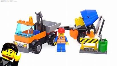 Truck Lego Road Repair Juniors
