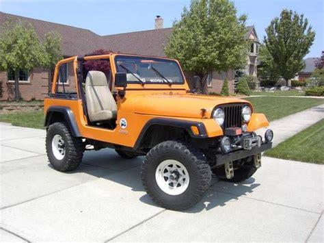 orangemuttcj  jeep cj specs  modification