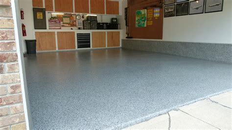 Garage Floor Paint Traction by Garage Floor Coating Papillion Schroder Concrete