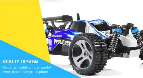 18 Scale Remote Control Rc Buggy Rc Car Off Road