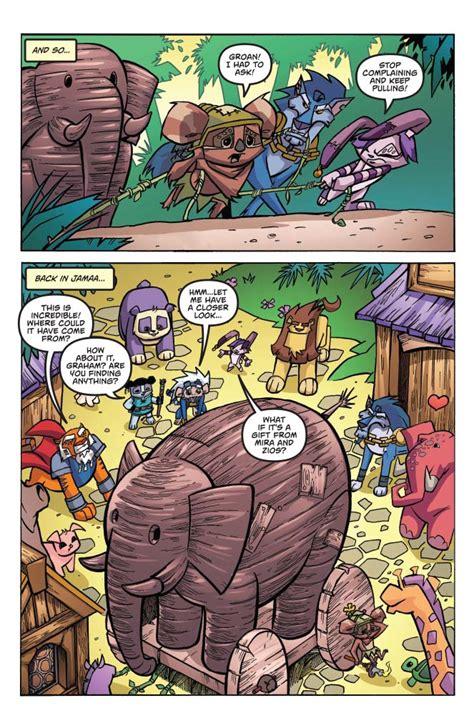animal jam  preview  comics news