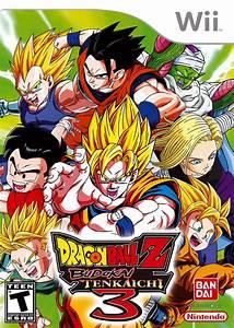 Dragon Ball Z: Budokai Tenkaichi 3 - Wii   Review Any Game