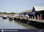 Harbour view, Whitstable, Kent, England, United Kingdom ...