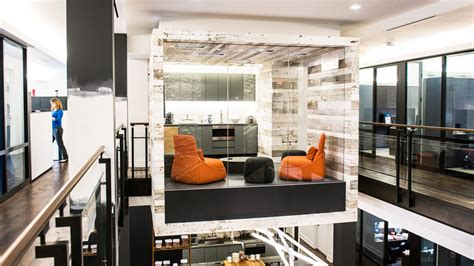 Can The Office Of A Finance Firm Be Cooler Than This by Equity Firm S New Office Channels A Posh Ski Re