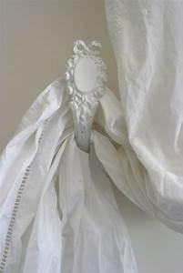 Rideaux Style Romantique : rideaux brod s inspiration shabby ~ Melissatoandfro.com Idées de Décoration