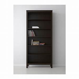 HEMNES Bibliothque Brun Noir IKEA Ika ID
