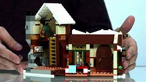 New Santa U2019s Workshop - Lego Creator - 10245