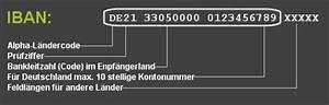 Iban Nr Berechnen : kontodaten schnell und einfach pr fen ~ Themetempest.com Abrechnung