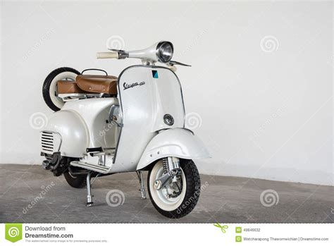 Vespa S 4k Wallpapers by 1964 Vintage White Vespa Editorial Photography Image Of