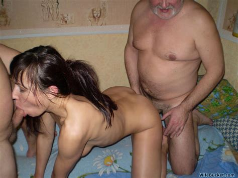 WifeBucket | Wife-swap sex party with horny and willing wives