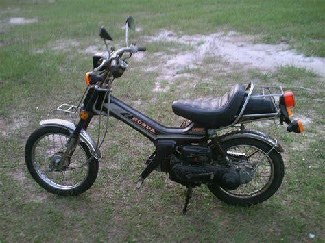 Honda Moped by 1982 Honda Express Ii 375 00