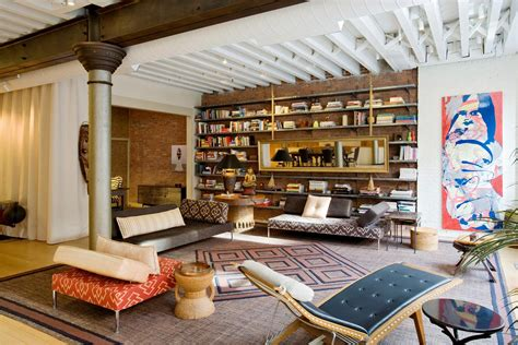 Earth Tone Living Room Ideas by The Pros And Cons Of Living In A Loft