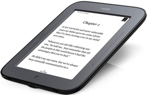 Barnes & Noble Slashes Price For Nook Simple Touch Ereader