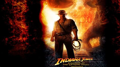 indiana jones   kingdom   crystal skull hd