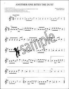 Classic Rock Alto Sax Sheet Music